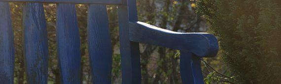 Holz-Gartenbank zum Selberbauen