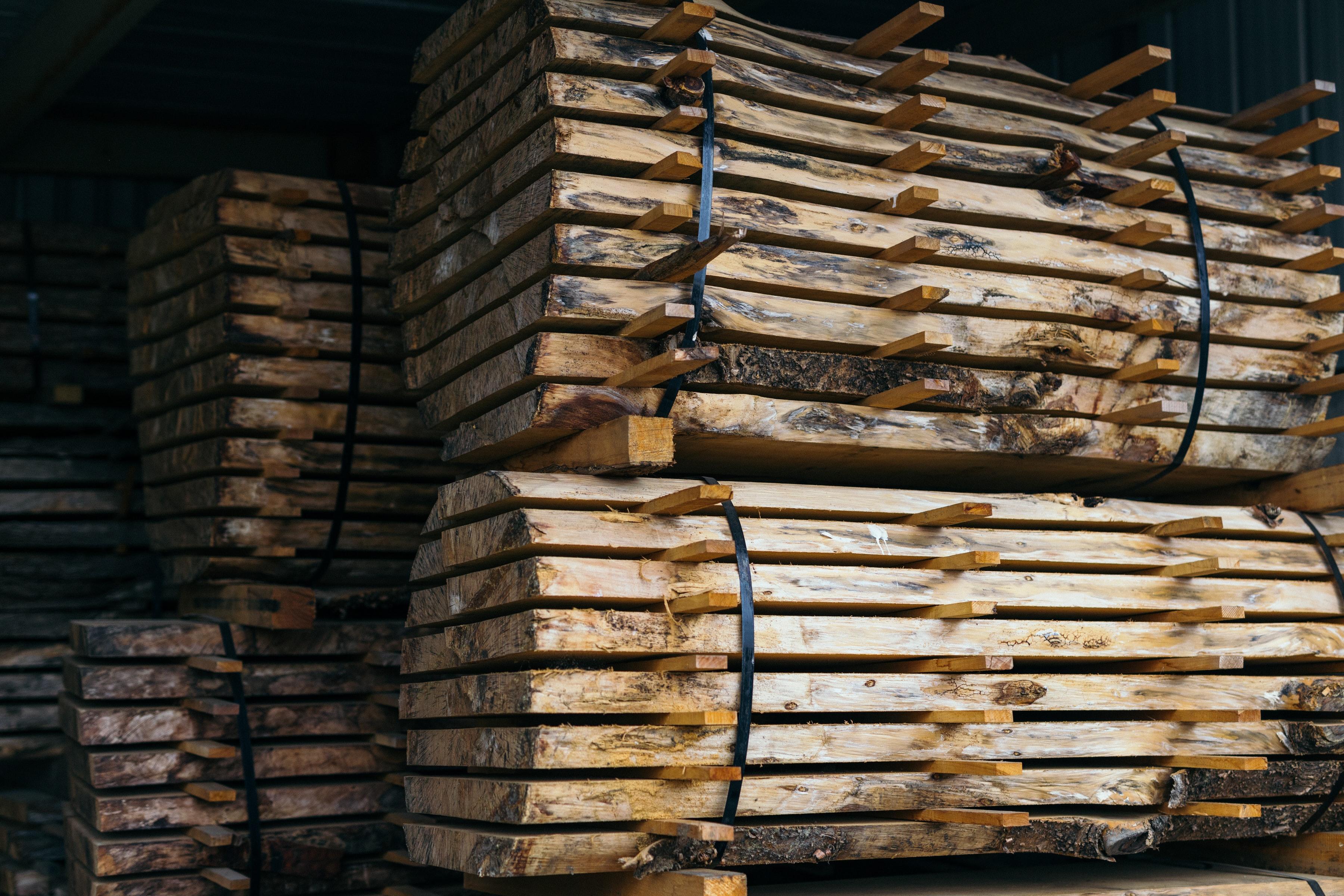 Terrassenholz Tropenholz