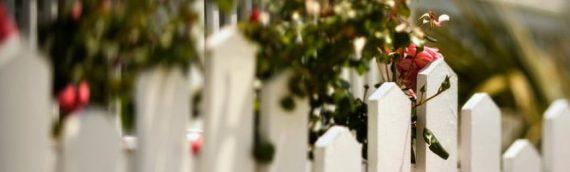 Steckzaun – Die schnelle Lösung für Ihren Garten