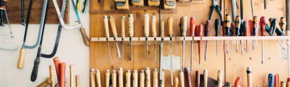 Für Anfänger: Das wichtigste Holzwerkzeug zum Arbeiten