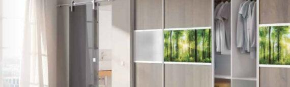 Die Gleitschiebetür – Eine platzsparende Tür, mit der Sie jeden Millimeter nutzen
