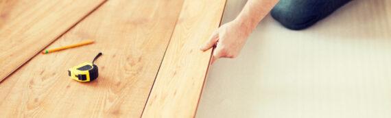 Echtholzfußboden verlegen – Eine Fülle von Vorteilen erwartet Sie