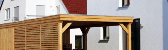 Carports, Sichtschutz, Zaun & Co – Die richtigen Holzpfosten für Ihr Bauprojekt kaufen