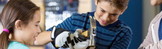 DIY mit Kindern – Drei einfache Bastelideen für die ganze Familie