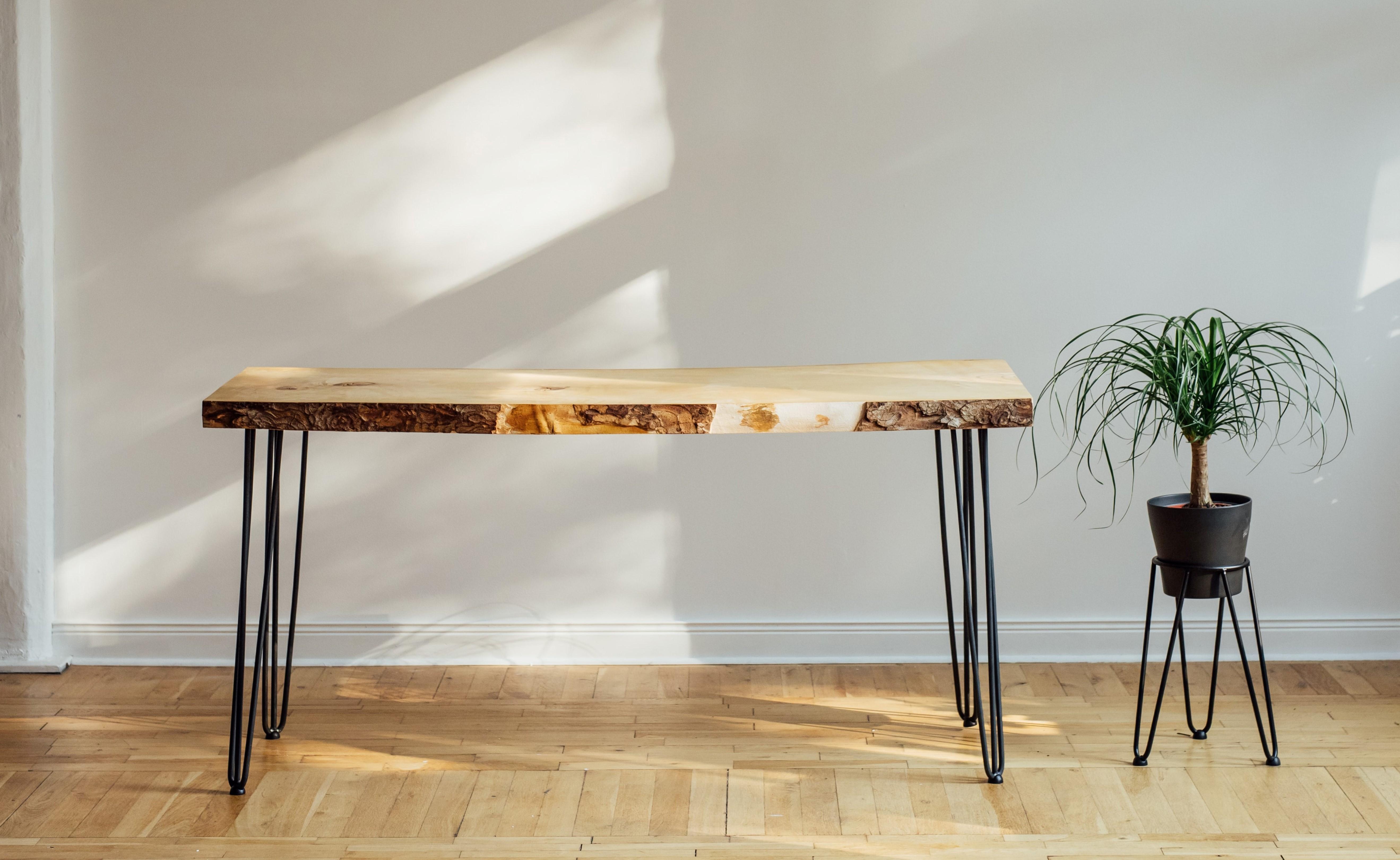 Stylische Holzmöbel