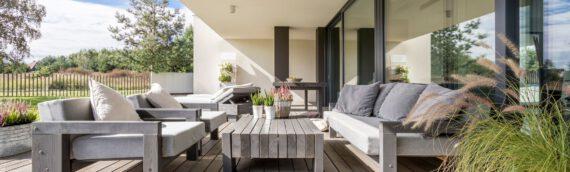 Moderne Terrasse – Gestaltungsmöglichkeiten für Ihren neuen Lieblingsplatz